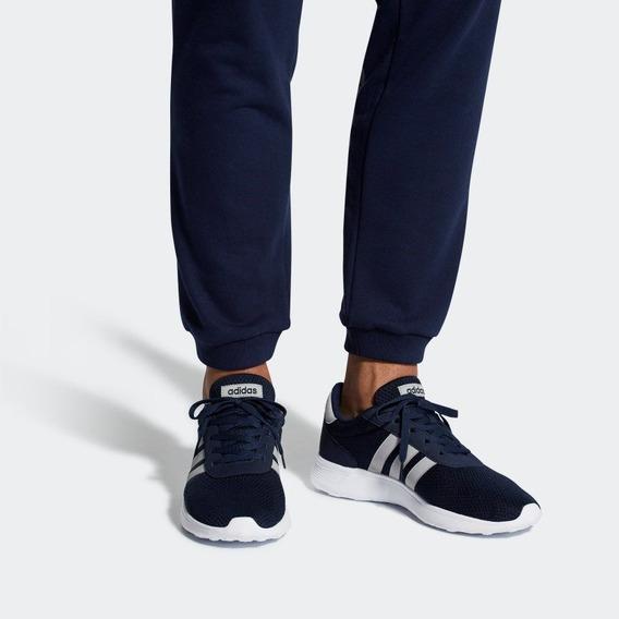Tênis adidas Lite Racer Masculino - Azul Escuro
