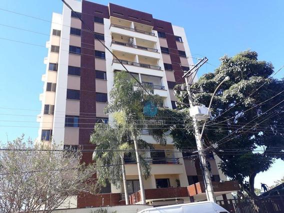 Apartamento Residencial Para Locação, Jardim Proença, Campinas. - Ap1120