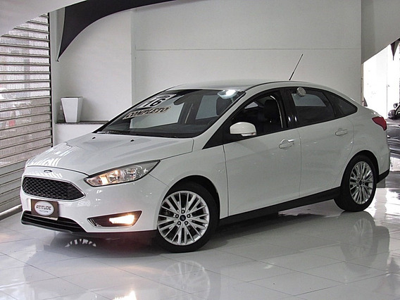 Ford Focus 2.0 Se Plus Sedan 16v Flex 4p Powershift 2016