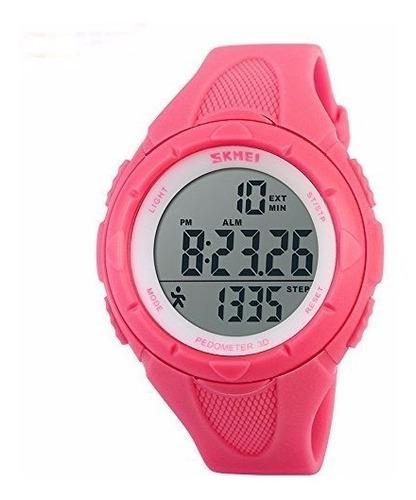 Reloj Pulsera Deportivo Skmei 1108 Resistente Agua Podometro