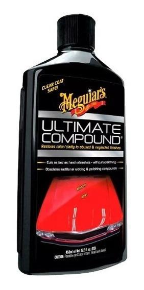 Pulidor Ultimate Compound Meguiars X 450 Ml Universo Pinture