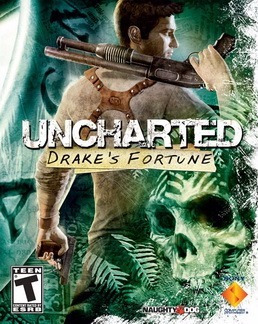 Uncharted 1, Jogo Ps3 Impecavel