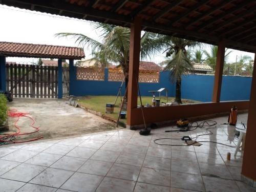 Imagem 1 de 9 de Casa No Jardim Das Palmeiras Com 01 Suíte Em Itanhaém - 7219