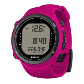 Relógio Mergulho Suunto D4i Novo Pink - Exclusivo