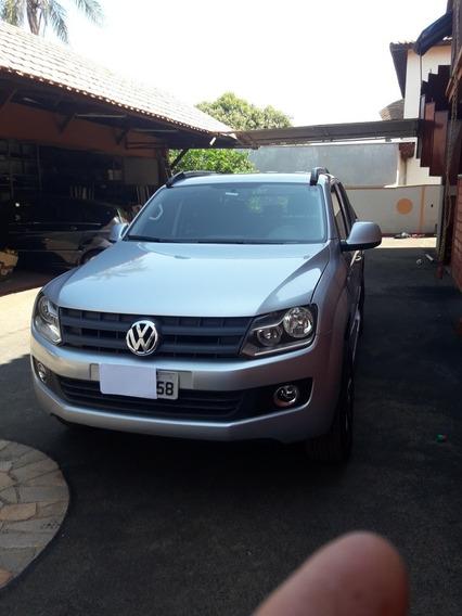 Volkswagen Amarok 2.0 S Cab. Dupla 4x4 4p 2014
