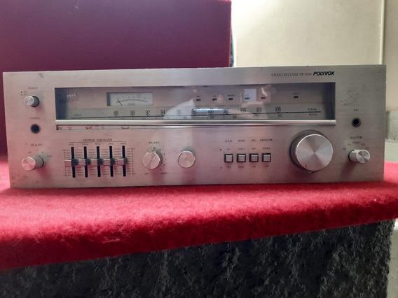 Receiver Stereo Polyvox Pr 1900 - Acende Mas Nao Funciona.