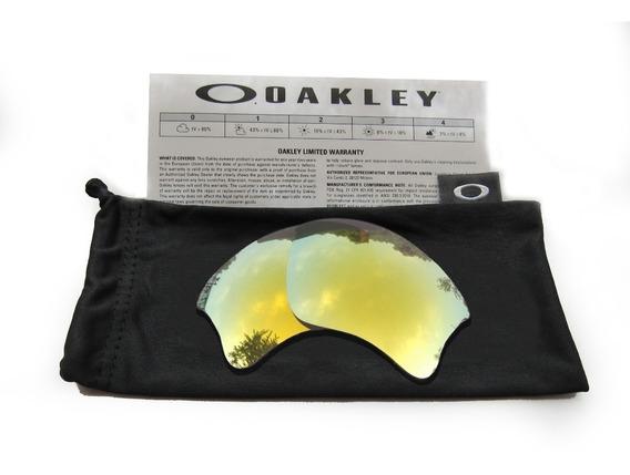 Micas De Reemplazo Para Oakley Flak Jacket Xlj Color 24k