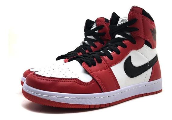 Air Jordan Tenis Masculino Botinha Nike - Promoção!!!