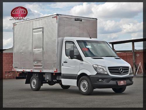 Imagem 1 de 14 de Mercedes-benz Sprinter 313 Cdi Street Baú 2p