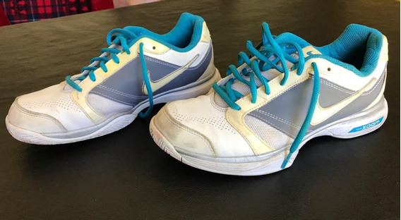 Nike Zoom Courtlite Ortholite Talle 8.5