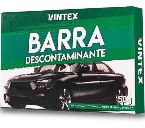 Imagem 1 de 7 de Clay Bar Vonixx Barra Abrasiva V Bar Limpeza Automotiva 50g