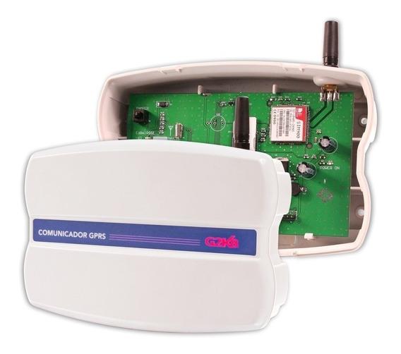 Comunicador G2k8. Sistema De Transmisión De Datos Gprs Y Sms
