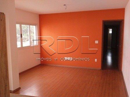 Apartamento Para Aluguel, 3 Quartos, 1 Suíte, 3 Vagas, Vila Bastos - Santo André/sp - 821