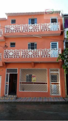 Imagem 1 de 20 de Casa Sobrado Em Cidade Tiradentes - São Paulo - 4355