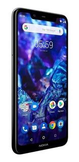 Celular Nokia 5.1 Plus 32gb 3gb Ram Libre Gtia Ahora 12