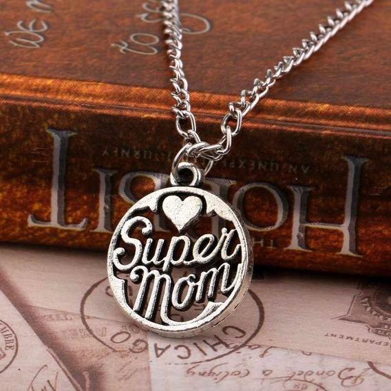 Colar Super Mom - Dia Das Mães ! ! !
