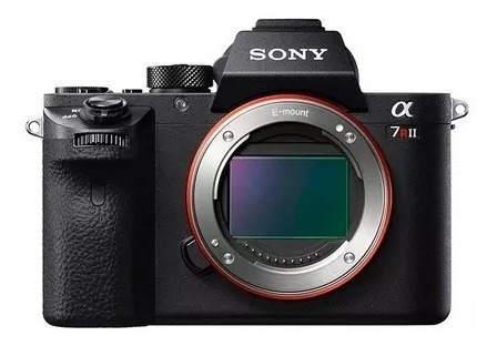 Camera Sony A7r2 Mirrorless E-mount 4k, Fullframe Bsi Corpo