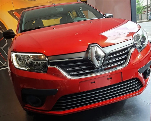 Renault Sandero 1.6 16v Life Plan De Ahorro 100% Sin Interes
