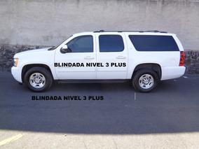 Suburban G 4x4 Blindada Niv 3 Plus 2012 (nueva)