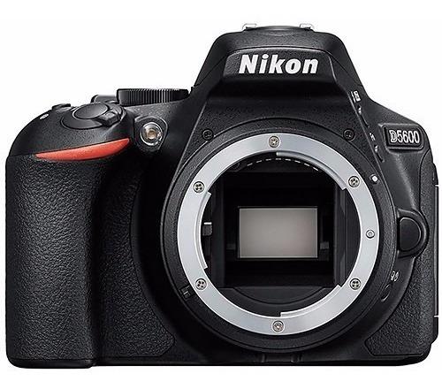 Câmera Nikon D5600 Dslr (apenas Corpo) 24.2mp