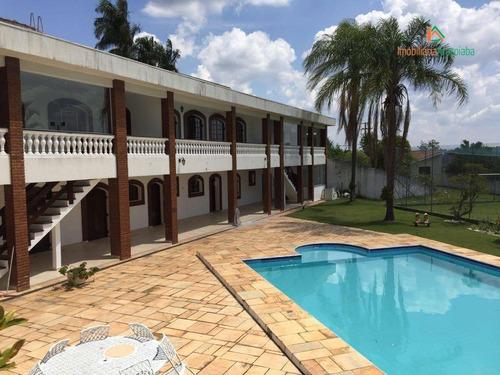 Imagem 1 de 20 de Casa Com 6 Dormitórios À Venda, 590 M² Por R$ 1.600.000,00 - Centro - Mairinque/sp - Ca0315