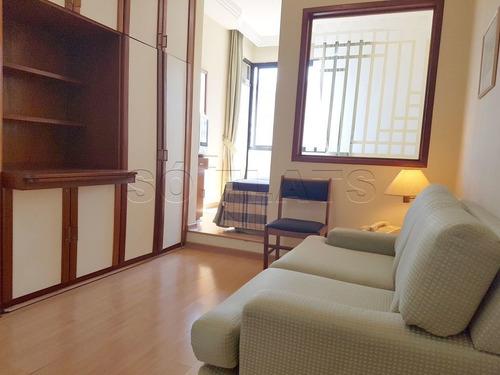 Apartamento Para Venda Na Consolação - Sf25652
