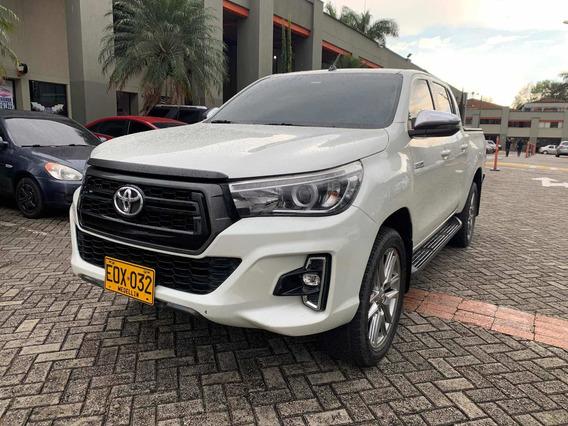 Toyota Hilux 2.8 Diésel Automatic