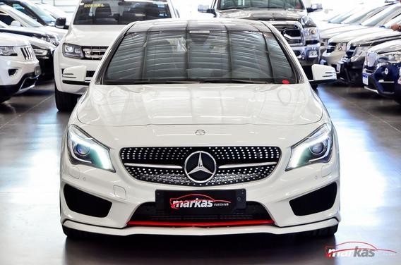 Mercedes-benz Classe Cla250 4m 211hp Teto R0das Amg Aro 20