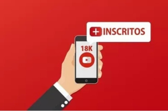 100 Inscritos No Youtube