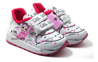Zapatillas Nena Lol Minnie Abrojo