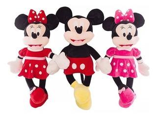 Peluche Mickey O Minnie Gigante 1 Metro 100 Cm