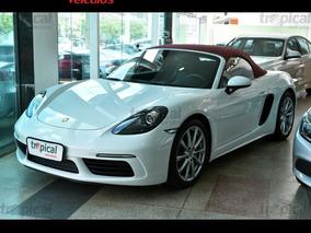 Porsche 718 2.0 16v H4 Gasolina Boxster Pdk