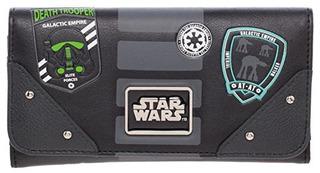 Star Wars Rogue Uno - Empire Flap Monedero 7 X 4 Pulgadas