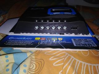 Controlador Y Regulador De Carga Para Panel Solar Con Usb.