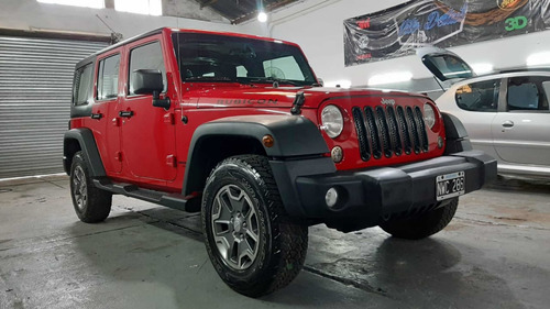 Jeep Wrangler 3.6 Rubicon 284hp Atx 2014