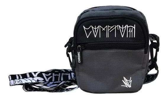 Shoulder Bag Mini Bolsa Compton Chronic-original-lançamento