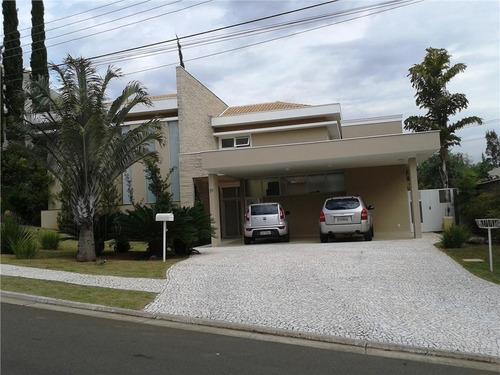 Casa Com 5 Dormitórios À Venda, 479 M² Por R$ 2.890.000,00 - Alphaville - Campinas/sp - Ca4044