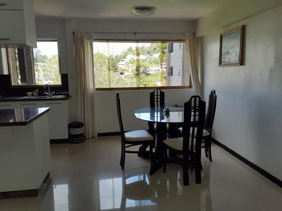 San Antonio De Los Altos. Apartamento Listo Para Mudarse.