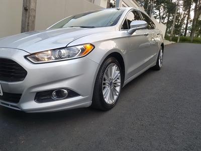 Ford Fusion 2.0 Gtdi Titanium Aut. 4p 2014