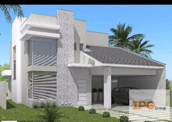 Casa Em Condomínio Para Venda Em Ponta Grossa, Jardim Carvalho - Rcaphavil_1-1031913