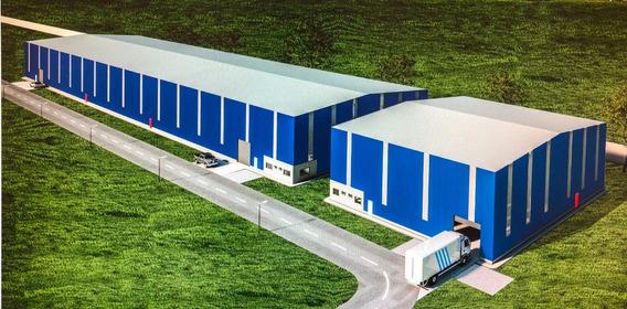 Galpón/ Nave Industrial De 5000 + 1100 M2