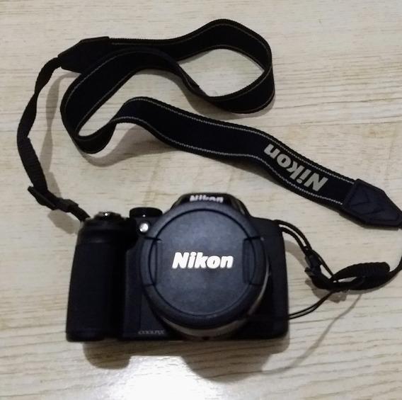 Câmera Semi Profissional Nikon Coolpix P530