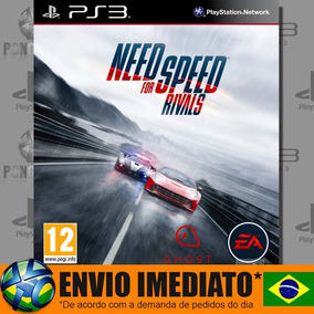 Ps3 Need For Speed Rivals Psn Jogo Português Envio Agora