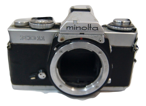 Câmera Analógica Minolta Xd 11 ( Decoração )