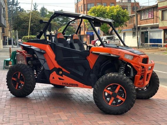 Polaris Rzr 1000 2015 Orange Madness