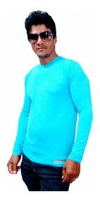 3 Camisas Proteção Solar- Blusa De Poliamida Uv 50