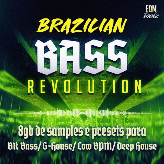 Brazilian Bass Revolution (2020) - Sample Pack