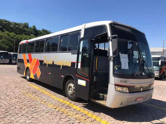 Ônibus Rodoviário Busscar 340 M.benz O500m 46lug. 2008