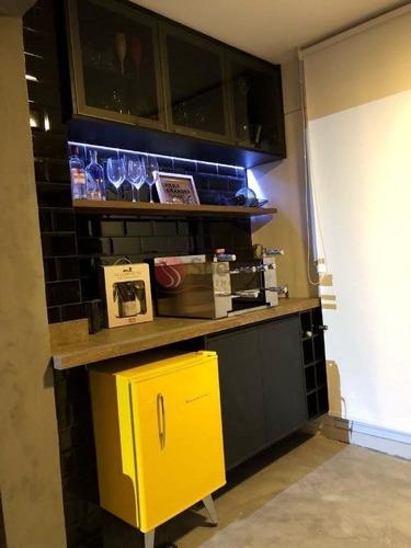 Apartamento Tatuapé Novo Totalmente Mobiliado!! - Ta2855