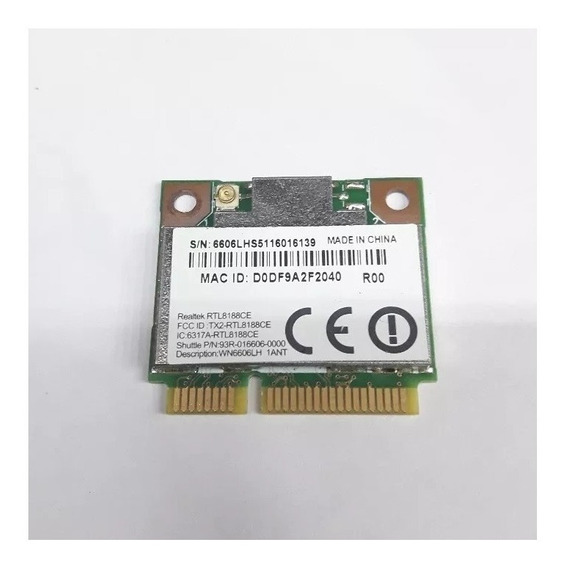 Placa Wifi Pk29200gj00 E246995 Pci-e